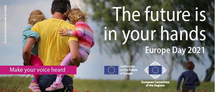 Welcome to #EuropeDay – 9 May 2021