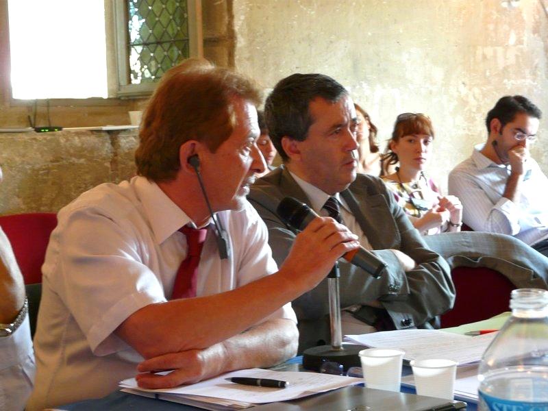 Constitutive Meeting | Avignon | 15 - 16 July 2008