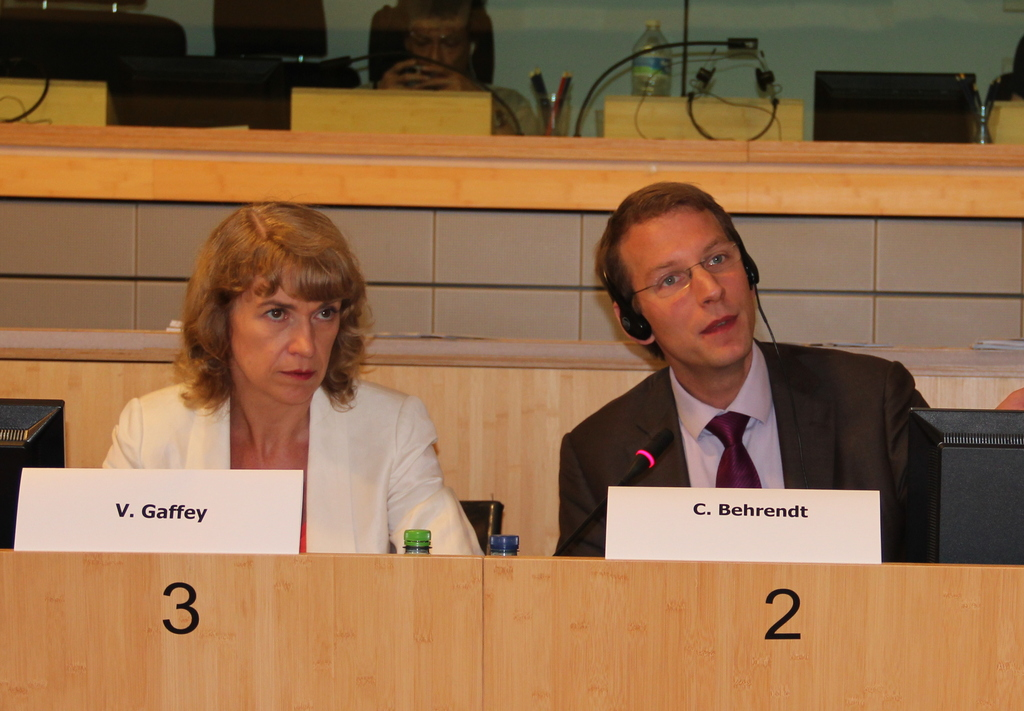 Fifth Political Conference of CEPLI - 3 July 2012